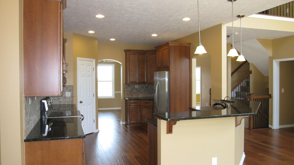 P&D Builders Featured Home Interior