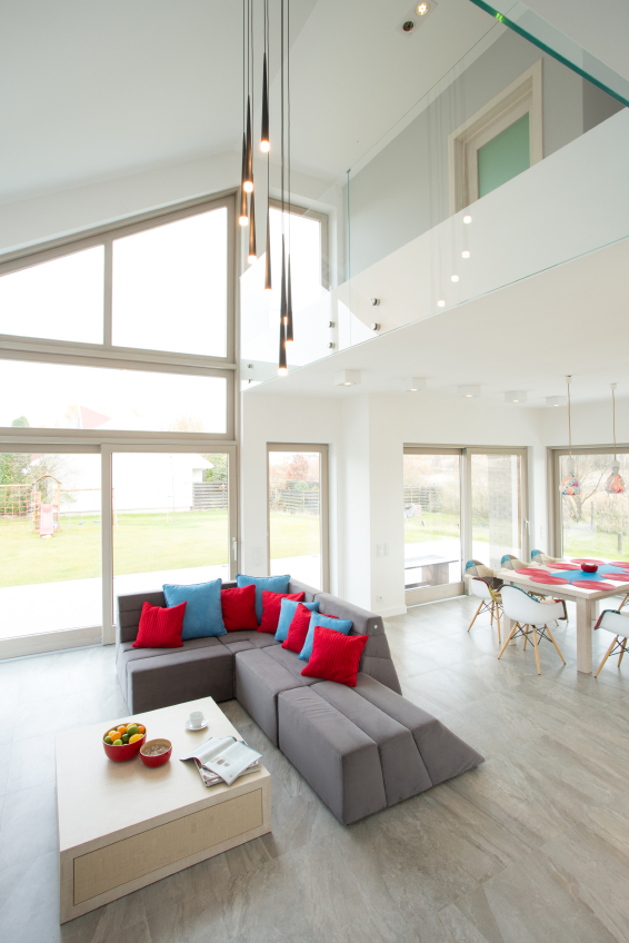 Benefits of an Open-Concept Home Design | P&D Builders Blog