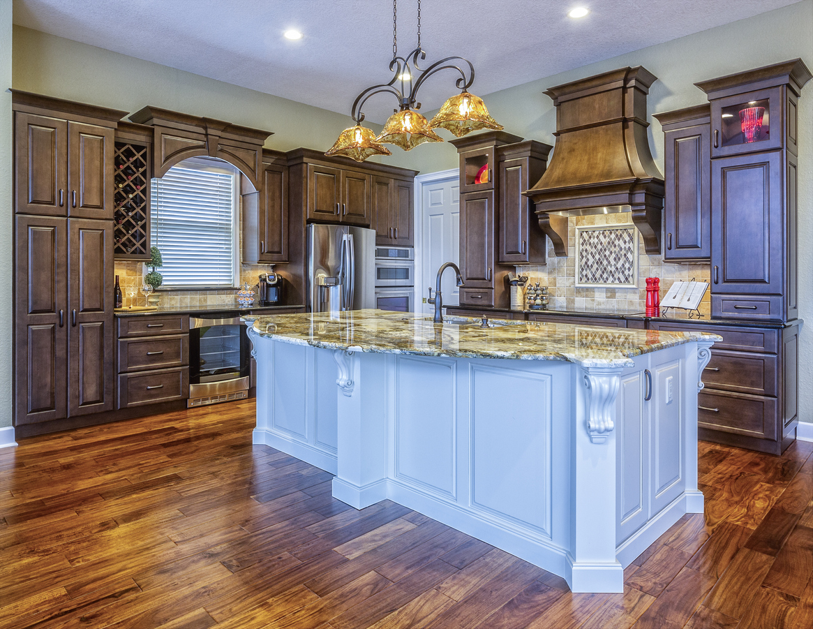Pros and Cons of Granite Countertops | P&D Builders Blog
